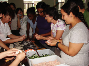 Cooking classes in China