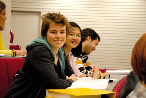 bangor students