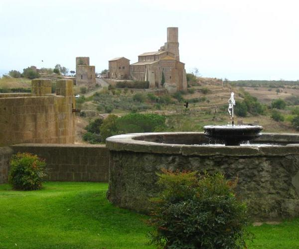Athena Study Abroad Field Trip to Tuscania Italy