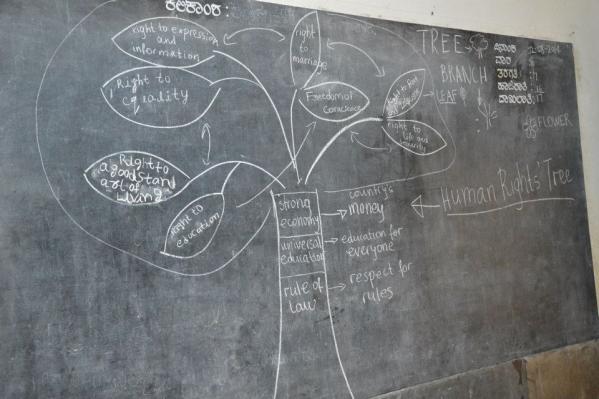 teaching Human Rights Internship