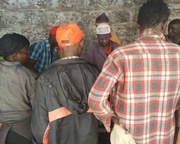 Linx - Reuniting Families Program in Kenya with Love Volunteers!