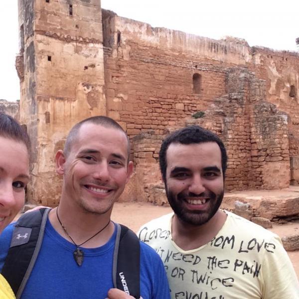 Exploring Rabat!