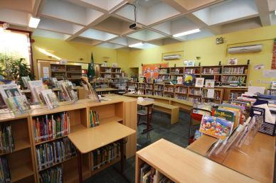 library at int