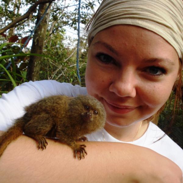 Amazon Animal Welfare Programs in Ecuador with Love Volunteers!