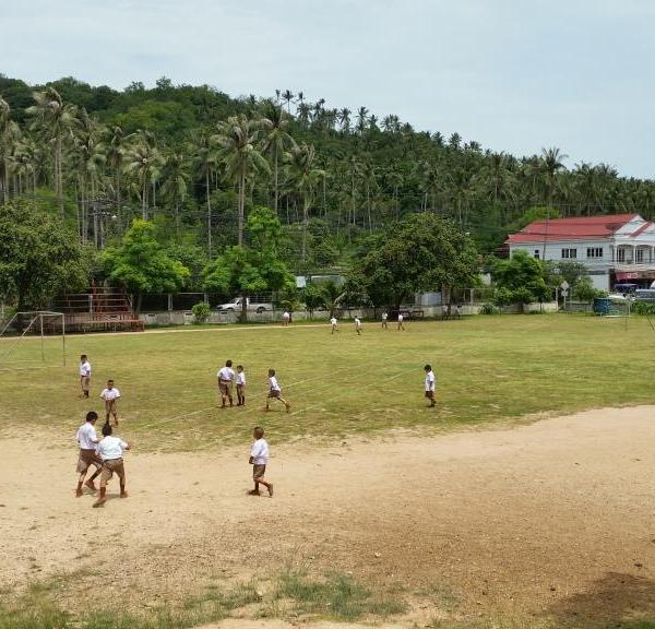 School Renovation in Koh Samui with Love Volunteers!