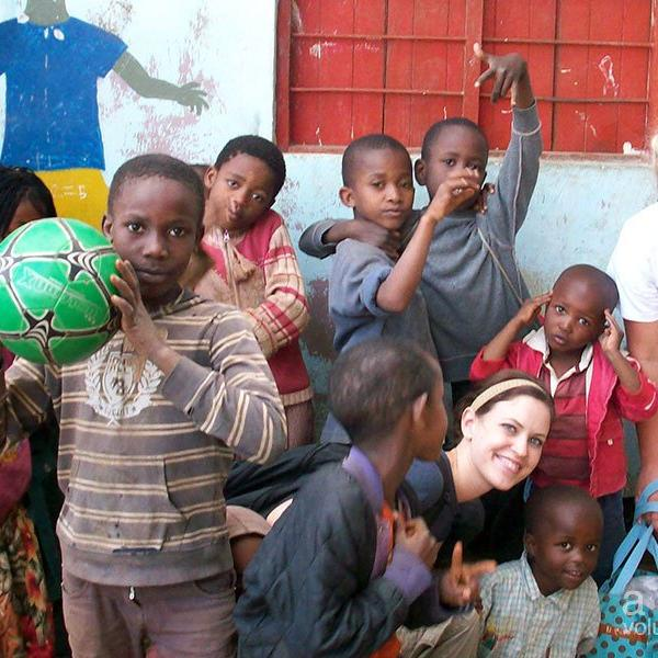 volunteer abroad Tanzania