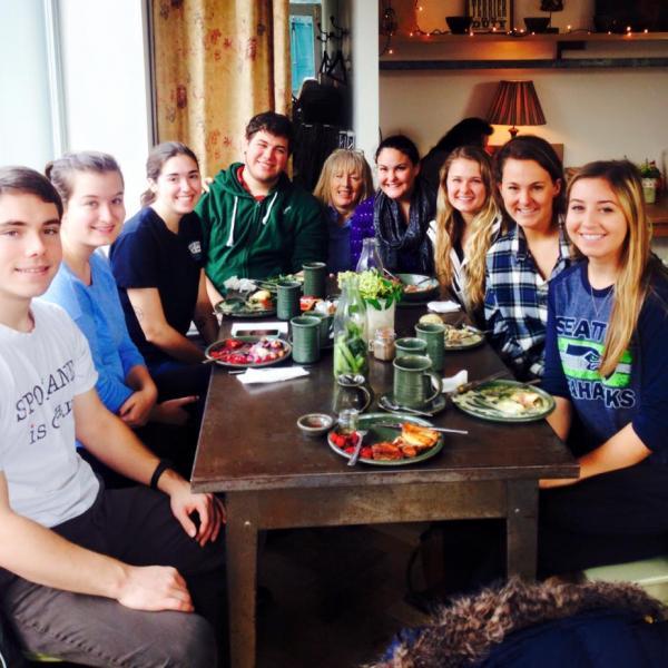 Athena Study Abroad Dublin, Ireland Students