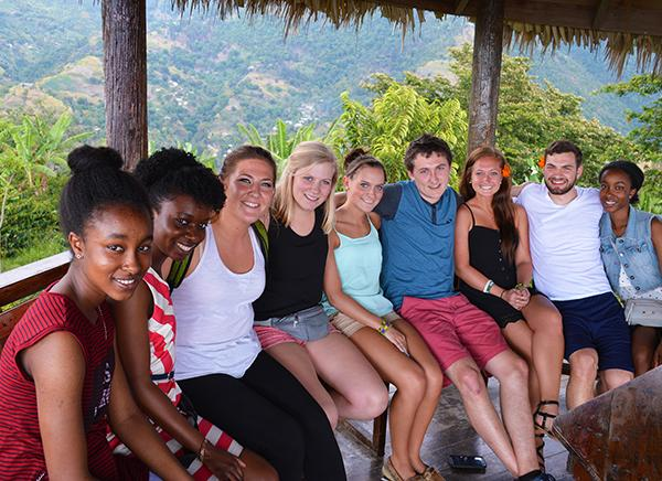 VolunTourism in Jamaica