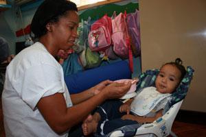 Care for children in a creche in Florianopolis, Brazil | travellersworldwide.com