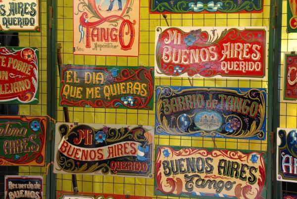 Buenos Aires Fileteado