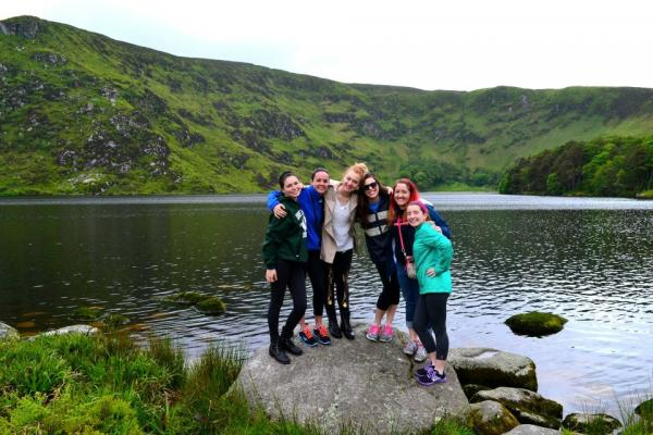 friends irish ireland