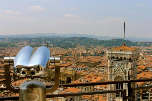 view of florence italy italian beautiful