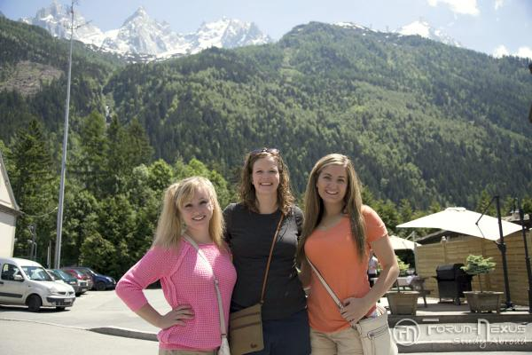 chamonix students