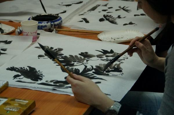 Business & Cultural Activities - Chinese Painting