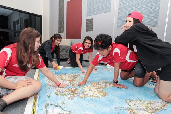 Griffith, Griffith University, Griffith Mates