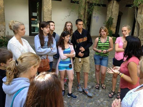 YES in Spain High School Group Study tour