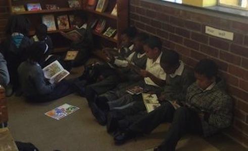volunteer in SouthAfrica