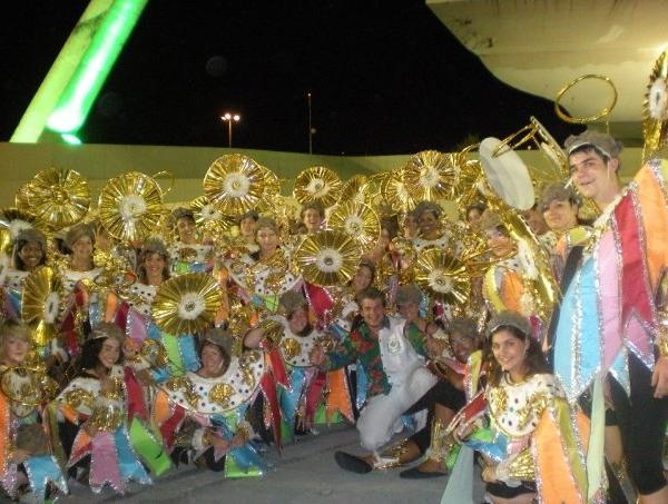 Volunteering with Carnival in Rio de Janeiro, Brazil