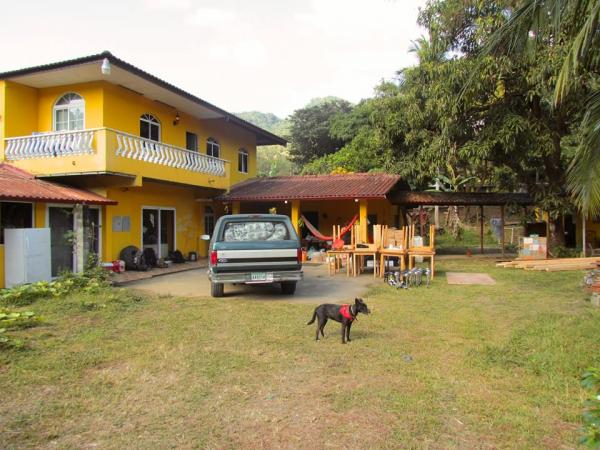 Casa Llena Kalu Yala house in Panama