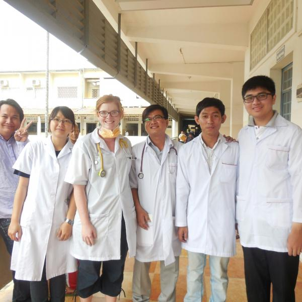 Healthcare and Medical Programs in Cambodia with Love Volunteers!