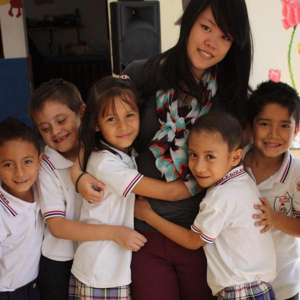 Teaching and Assisting in Schools in Mexico with Love Volunteers!