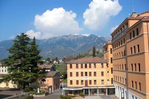 CIMBA Italy Program- undergraduate campus in Paderno del Grappa outside of Venice