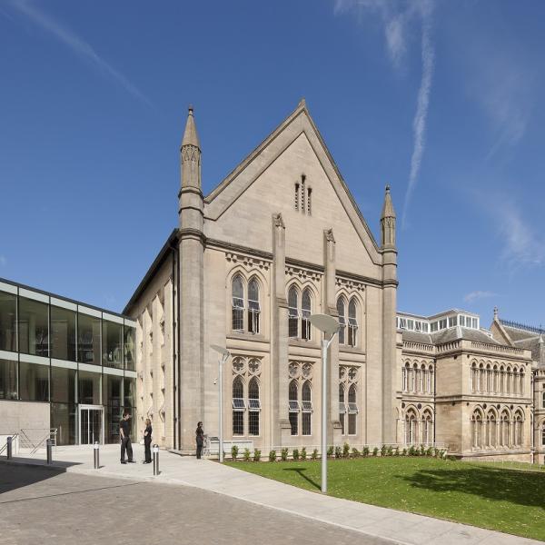 City centre campus, Nottingham Trent University