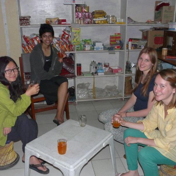 Healthcare Programs in Nepal with Love Volunteers!