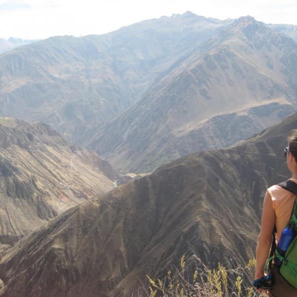 Pod Volunteer Colca Canyon