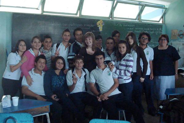 Costa Rica Teaching