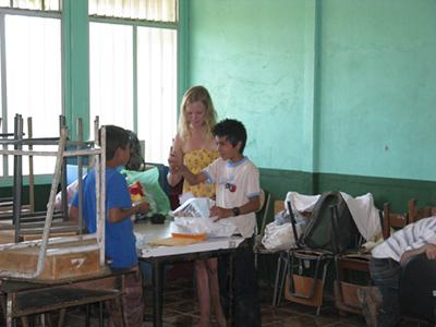 Care for Children in Kindergarten in Costa Rica | Travellersworldwide.com