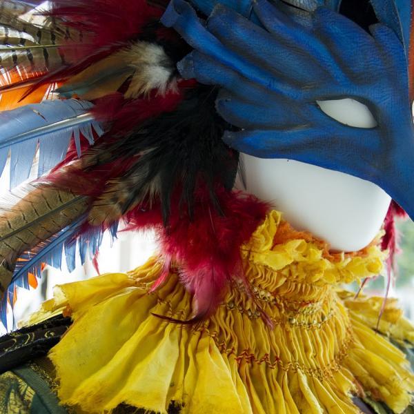 Costume design by Lauren Martin, Nottingham Trent University