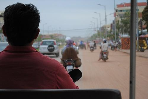 Explore Siem Reap with a tuk tuk driver, teach English and travel Cambodia