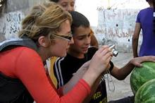 Education Program in Palestine with Love Volunteers!