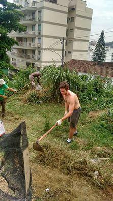 Volunteering with environment in Rio de Janeiro, Brazil