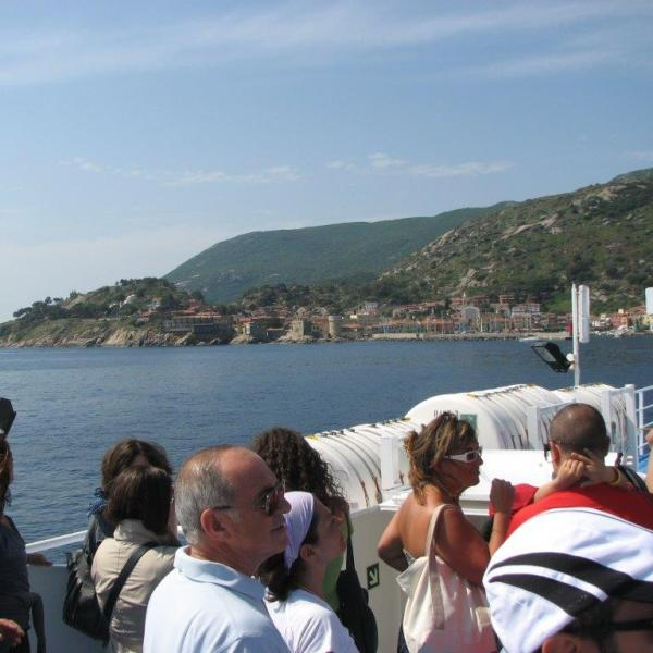 boat trips in italy