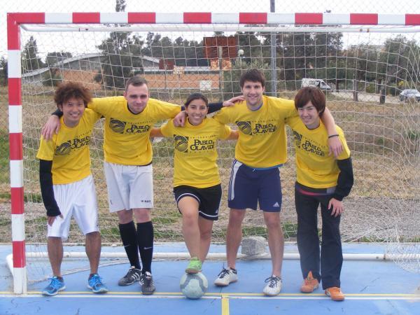 Estudiantes Fútbol