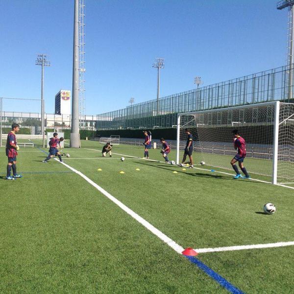 FC Barcelona Soccer Camps 2