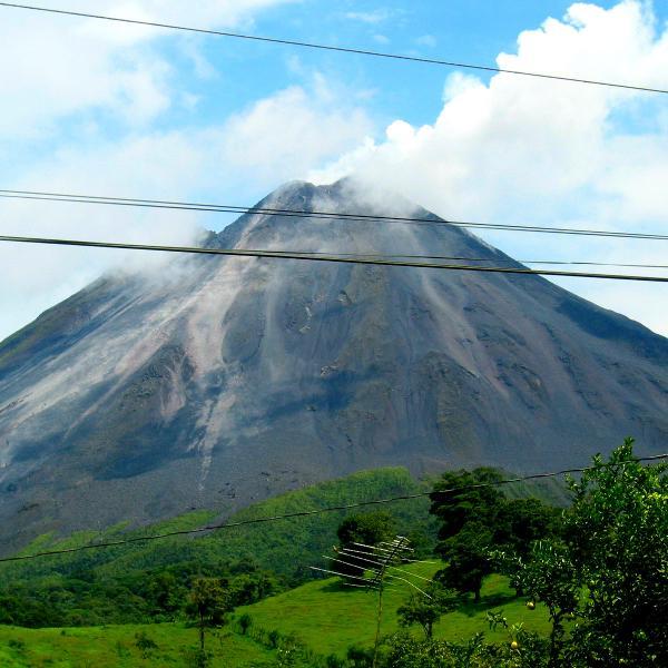 Arenal Volcano - Intern in Costa Rica - Adelante Abroad