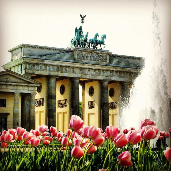 See the beautiful architecture of Germany!