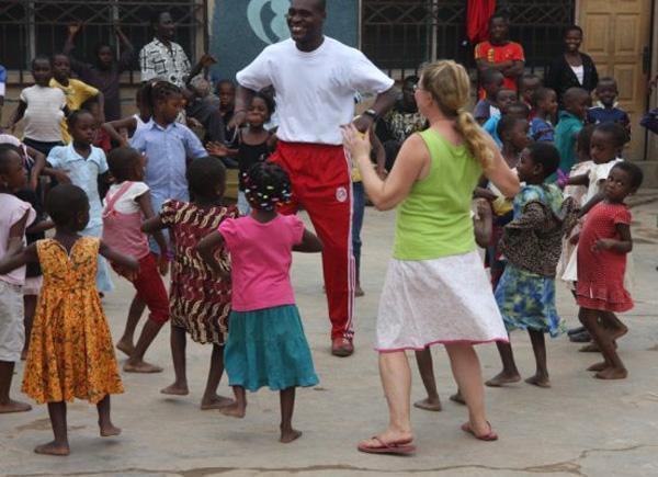 Run a Summer Camp for Kids in Ghana | Travellersworldwide.com