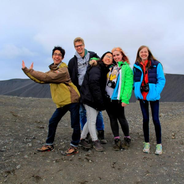 summercamps, teens, iceland
