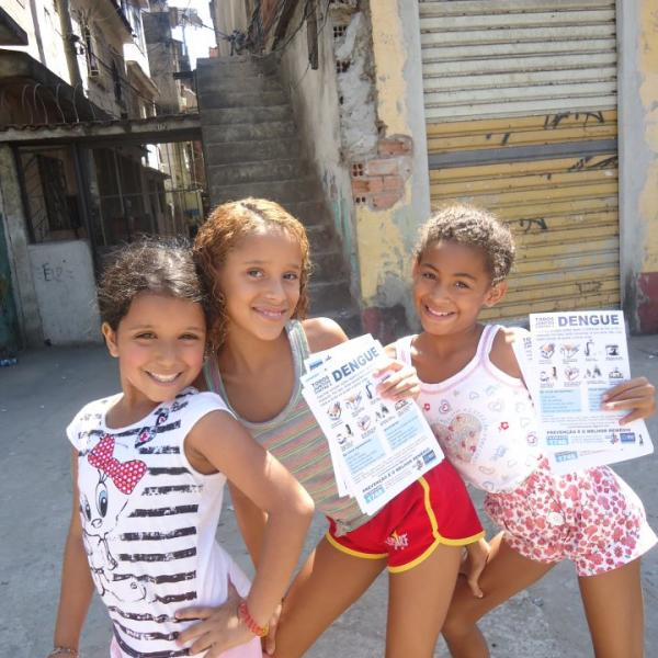 Volunteering with Health promotion and education in Rio de Janeiro, Brazil