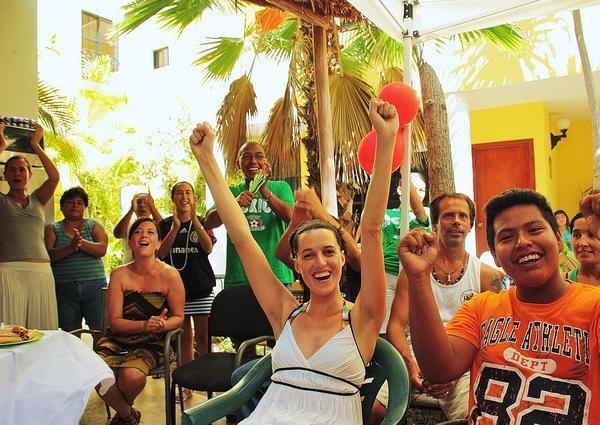 Riviera Maya course