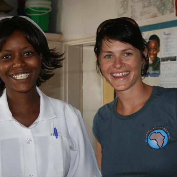 Girl Empowerment Livingstone