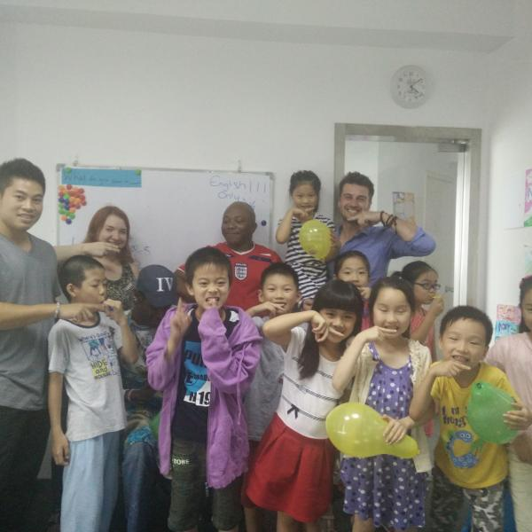 August TEFL Course