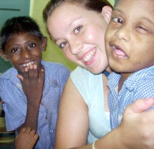 Care for Children with Special Needs in India | travellersworldwide.com
