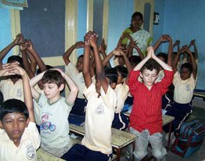Teach Children in India | Travellersworldwide.com