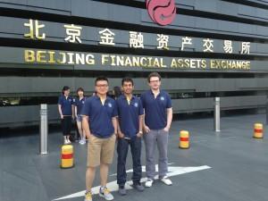 Internship in Beijing