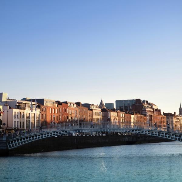 A - Dublin Ha'Penny Bridge